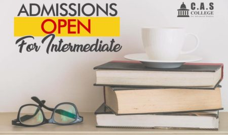 Admissions open for Intermediate 2017