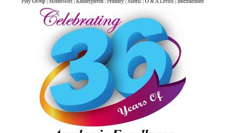 HPGS Celebrating its 36th Foundation Day