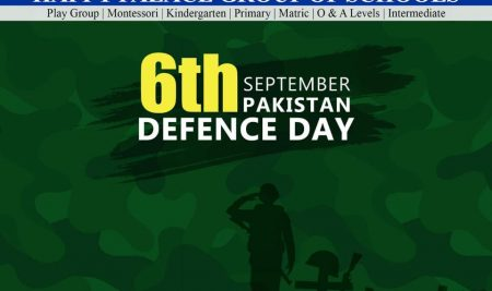 Defence Day 6th September 2018