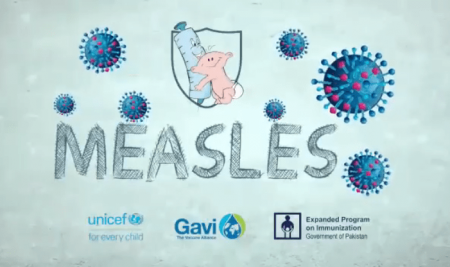 Nation wide Measles Campaign Awareness