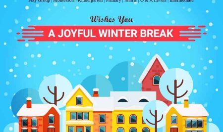 A Joyful Winter Break