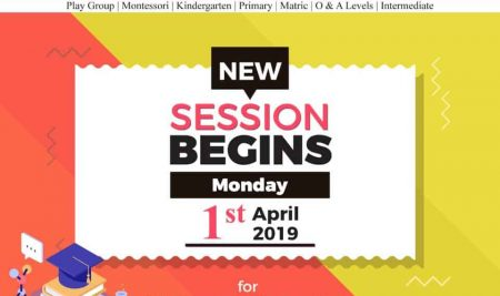 New Session 2019