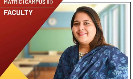 Introducing 2019-2020 Matric  (Campus III) Faculty