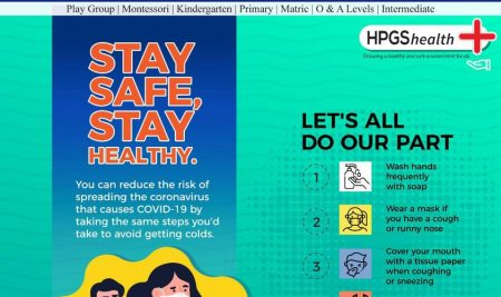 Stay Safe, Stay Healthy – HPGShealthplus