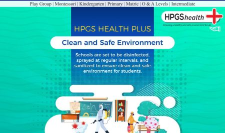Clean and Safe Environment – HPGShealthplus