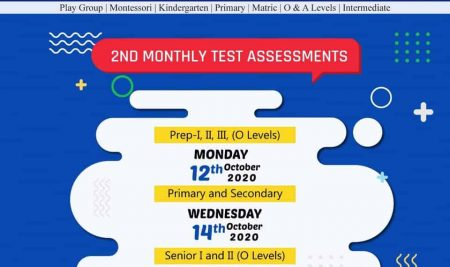 2nd Monthly Assessments