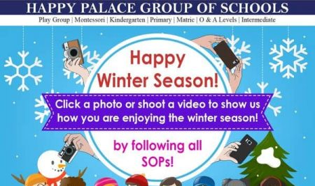 Click a photo or shoot a video to show us how you are enjoying the winter season!
