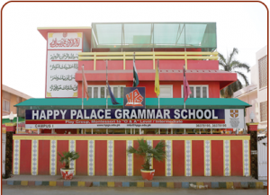 our campuses happy palace grammar school
