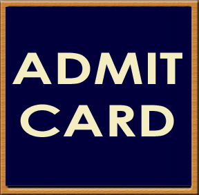 Admit Cards Available For Students of Class IX and X (Matric Stream)