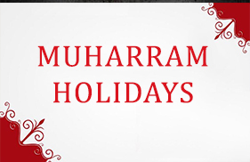 Muharram Holidays Notice – Happy Palace Grammar School
