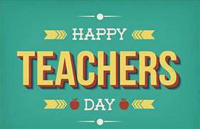 Happy Teachers Day 2017