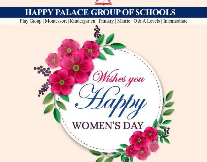 Happy Women's Day 2018