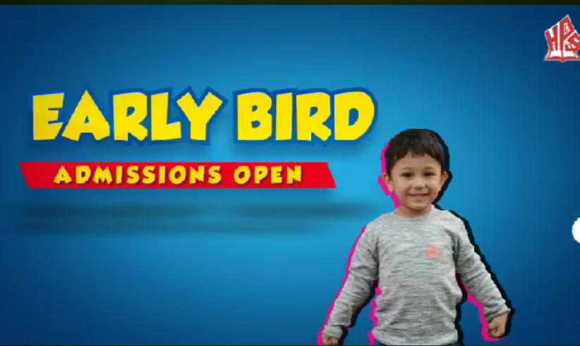 Early Bird Admissions Open 2019-2020
