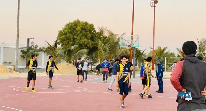 Sports Activities at HPGS